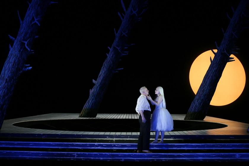 Peter Wedd as the prince and Anne Sophie Duprels as Rusalka. Scottish Opera 2016. Credit James Glossop. (3).JPG